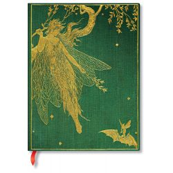 Paperblanks butikkönyv Olive Fairy ultra vonalas
