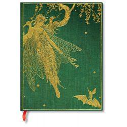 Paperblanks butikkönyv Olive Fairy ultra üres