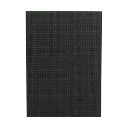 Paper-Oh Circulo Black on Grey A4 vonalas