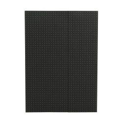 Paper-Oh Circulo Black on Grey A4 üres