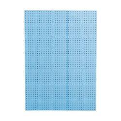 Paper-Oh Circulo Blue on Grey A4 üres