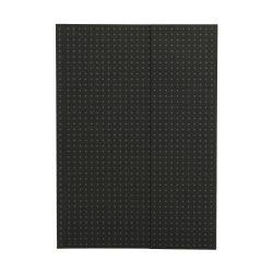 Paper-Oh Circulo Black on Grey A5 vonalas