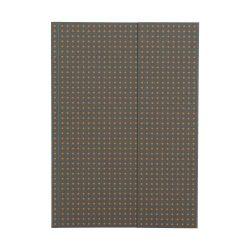 Paper-Oh Circulo Grey on Orange A5 üres
