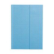 Paper-Oh Circulo Blue on Grey A5 üres