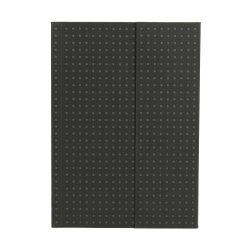 Paper-Oh Circulo Black on Grey A6 üres