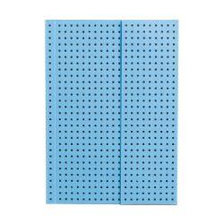 Paper-Oh Circulo Blue on Grey A6 üres