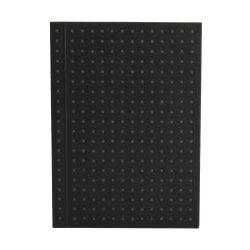 Paper-Oh Circulo Black on Grey A7 vonalas