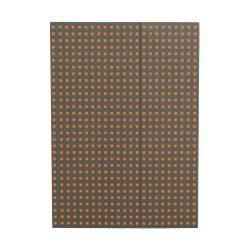 Paper-Oh Quadro Grey on Orange A4 üres