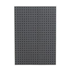 Paper-Oh Quadro Grey on Black B5 üres