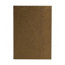 Paper-Oh Puro Bronze A5 üres