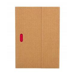 Paper-Oh Ondulo Natural A5 vonalas