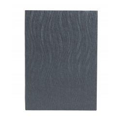 Paper-Oh Yuko-Ori Metallic Grey A6 üres