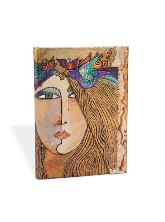 Paperblanks butikkönyv Soul & Tears midi vonalas