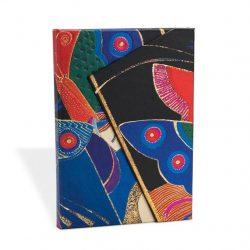 Paperblanks butikkönyv Midsummer Night's Dream midi vonalas
