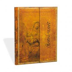 Paperblanks butikkönyv Rembrandt, Virgin and Child ultra üres