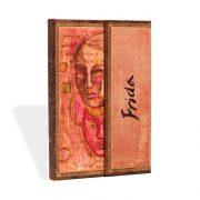 Paperblanks butikkönyv Frida Kahlo A Double Portrait mini üres